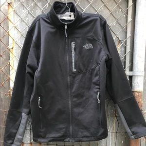Authentic North Face Jacket with fleece lined